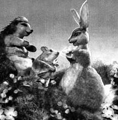 Watch with Mother - Rag, Tag and Bobtail - on Thursday. There were three main characters: Rag, a hedgehog; Tag, a mouse; and Bobtail, a rabbit. Occasionally five baby rabbits appeared. My Childhood Memories, Great Memories, Vintage Television, Uk Tv, The Lone Ranger, Kids Tv, Old Tv Shows, Vintage Tv, My Memory
