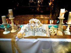 If you haven't already, you really should visit the Sizzix blog and check out this amazing wedding decor project by Sizzix Artist Debi Adams. It is simply amazing! http://sizzixblog.blogspot.com/2012/08/love-story-wedding-decor.html