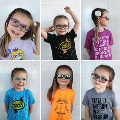 Funoogles glasses review By Eye Power Kids Wear @funoogles