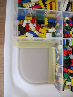 portami legos sortieren kinderzimmer pinterest sortieren lego und kinderzimmer. Black Bedroom Furniture Sets. Home Design Ideas