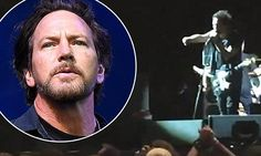 Eddie Vedder calls out obnoxious fan during Wrigley Field concert