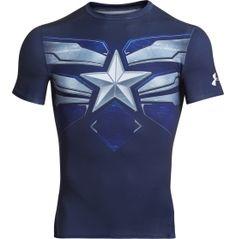 Under Armour Men's Alter Ego Captain America Torso Compression Shirt Dick's Sporting Goods