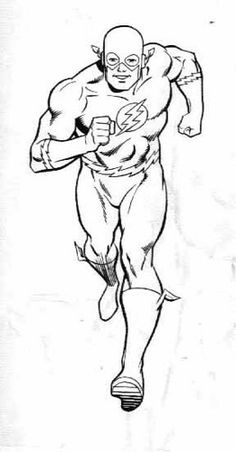 Flash Flash Comics, Dc Comics, Cars Coloring Pages, Coloring Books, Ride The Lightning, Wonder Woman Comic, Pop Culture Art, Dc Characters, Comic Art