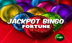 Jackpot Bingo Fortune is a free virtual Bingo Game that lets you play until your heart is content.