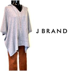 This Terryl For Thalian Cashmere sweater, with J. Brand rust colored denim and Chan Luu necklace, is the perfect outfit for your weekend plans!  To purchase, call (615) 732-3547. We ship! Featured items: Terryl For Thalian sweater (M) $68, J Brand jeans (27) $38, Chan Luu necklace $28 - #nashville #consignment #flipnashville #terrylforthalian #jbrand #chanluu