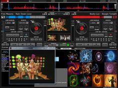 I am a virtual dj master
