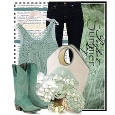 """""""Perfect Summer Day"""" by queenrachietemplateaddict on Polyvore"""