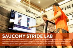 zFlo recently installed the Saucony Stride Lab at the Boulder Running Company in Denver, Colorado. This article describes the process of building this system in some detail. Running Company, Collaboration, You Got This, Public