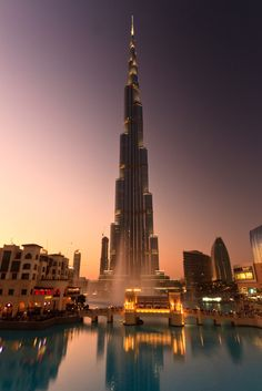 Would love to check out Dubai one day!