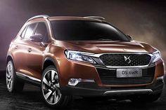 Citroën DS 6WR, SUV raffinato per la Cina - Auto http://www.auto.it/2014/04/17/citroen-ds-6wr/20953/