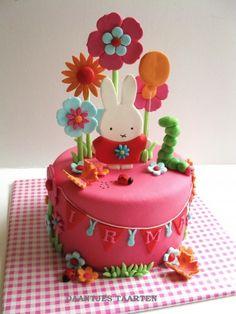 Jaaa! Dit zou geweldig zijn voor Tessa's eerste verjaardag!