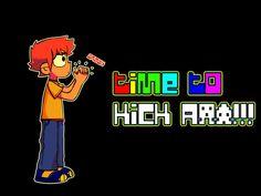 Cartoon Comic Funny Movie Scott Pilgrim T-1067 Art Poster 24x36 27x40