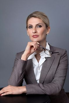 business corporate women photosession
