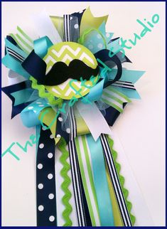 Items similar to Mustache Bash Baby Shower Corsage on Etsy Baby Showers, Distintivos Baby Shower, Man Shower, Baby Shower Signs, Baby Shower Cookies, Baby Shower Games, Little Man Party, Party Prizes, Pamper Party