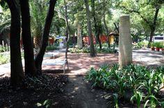 Jardín Sonoro de la Fonoteca Nacional