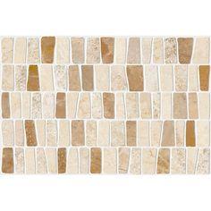 #Ragno #Royale #Mosaic Marfil 25x38 cm R2VD | #Porcelain stoneware | on #bathroom39.com at 25 Euro/sqm | #mosaic #bathroom #kitchen