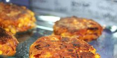 Sweetcorn Sunrise Vegan Burgers