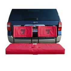 NCAA Tailgate Hitch Seat Cover- Sears