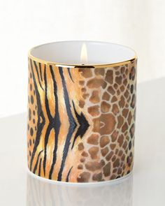 Magnificent+Wildlife+Filled+Candle+by+Halcyon+Days+at+Horchow.