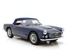 1963 Maserati 3500 Vignale Spider