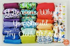 Real Nappy Week 2017 – 8 Reasons Why You Should Try Cloth Nappies – This Womans Word