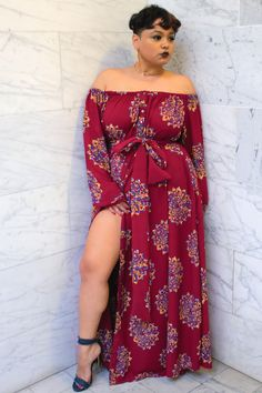 Plus Size Dress Women Big Size Clothes - http://amzn.to/2ix7dK5
