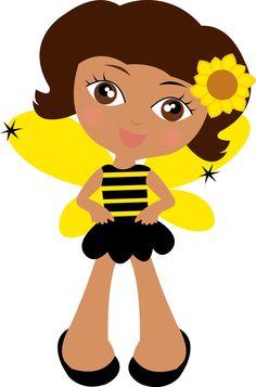 abelhinha morena rcbx personalizados