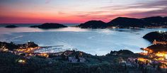 I can't believe that this is the place where I'm from and am fortunate enough to spend my summers... if you say there is a more beautiful place then you are lying. Lerici e il Golfo Dei Poeti, Liguria, IT