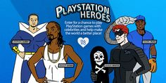 PlayStation charity gives you a chance to play with superstars - https://www.aivanet.com/2015/02/playstation-charity-gives-you-a-chance-to-play-with-superstars/