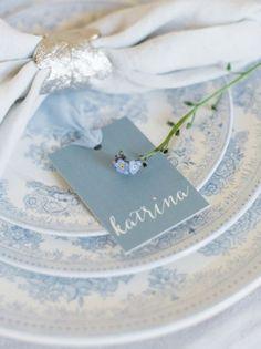 Du bleu pour la d�coration de votre mariage en 2016? Inspirez-vous de ces superbes id�es ! Image: 39