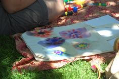 Outdoor Art Activities