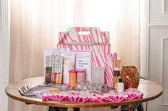 Pink Zebra's starter kit.  Contact me at FaithLoveSprinkles@yahoo.com or shop our products at pinkzebrahome.com/lisadowdall. Thanks!!