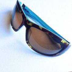 Oakley Disobey Tortoise Blue & Bronze Sunglasses 05-321 #Oakley