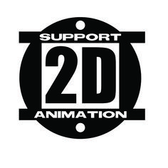 ^_^ WE SUPPORT THE 2D ANIMATION, I BELIEVE IT ❤ (3300x3300)