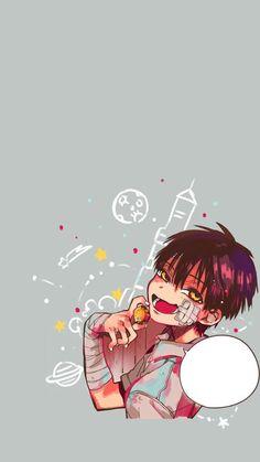 Manga Anime, All Anime, Anime Guys, Anime Art, Animes Wallpapers, Cute Wallpapers, Toilet Boys, Cute Anime Wallpaper, Satsuriku No Tenshi