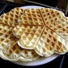 Gofri alaprecept   Nosalty Naan, Nutella, Waffles, Cooking, Breakfast, Food, Recipes, Kitchen, Essen
