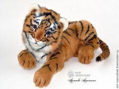 Тайга. Тигрица тедди. - тигренок,тигр,тигры,тигрёнок,тигра,дикие кошки