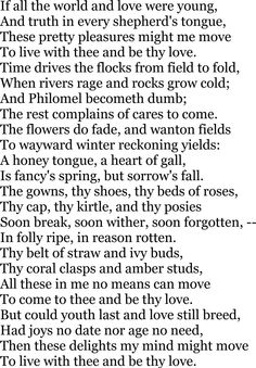 Can someone please explain the poem,