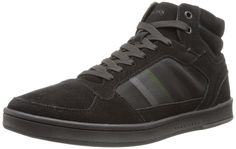 BOSS Green by Hugo Boss Men's Ray Mid-Top Tex Fashion Sneaker >>> Review more details here : Mens shoes sneakers