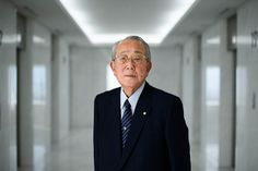 Kyocera Corp. Founder Kazuo Inamori Interview - billionaire Buddhist