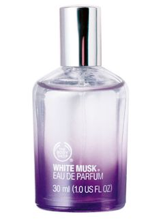 """The Body Shop, """"White Musk"""" For Women. Love this scent. This one is a keeper."""