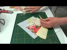 Patchwork Ao Vivo Foundation Paper Piecing com Freezer Paper Youtube Quilting, Crazy Patchwork, Patchwork Tutorial, Freezer Paper, Foundation Paper Piecing, Quilting Tutorials, Stitch Markers, I Am Awesome, Patches