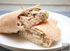 3. Make #Chicken Salad - 7 #Fantastic Ways to Use Hummus in Your #Meals ... → Food #Sauce