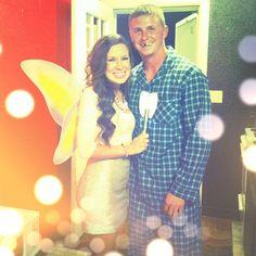 Tooth fairy costume #Halloween #costumeidea #couplescostumes
