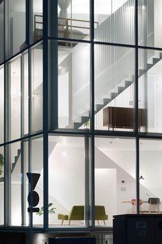 Life in Spyaral by Hideaki Takayanagi Architects, Japan