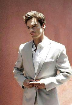 Lookin' sharp Sebastian