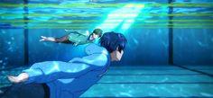 High Speed! New trailer MakoHaru moment ashajxdd *-*