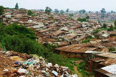The Kibera Slum of Nairobi, Kenya., so sad. Yet people were the most generous I've ever met! Kenya Nairobi, Kenya Africa, East Africa, People Around The World, Around The Worlds, Light Of The World, Gap Year, British Colonial, Slums