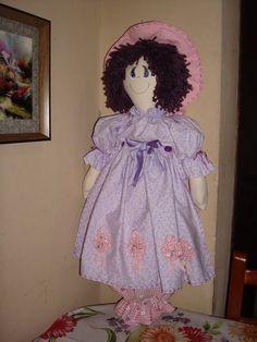 Puxa saco lili, da Monica Cilene Art's