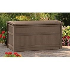 Outdoor-Deck-Storage-Box-Waterproof-Pool-Porch-Patio-Garden-Furniture-50-Gallon